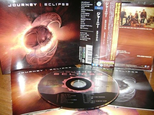 Journey – Eclipse (2011) Japan Edition | Melodic Rock AOR