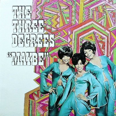 The Three Degrees - Maybe (1970)