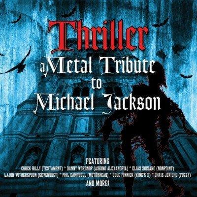 VA - A Metal Tribute To Michael Jackson (2013)