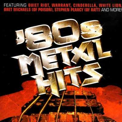 80s Metal Hits - Various Artists 2007