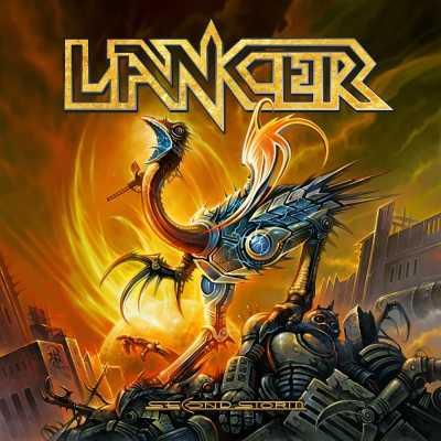 LANCER_Second_Storm_cover
