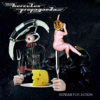 HERCULES PROPAGANDA - Scream For Action 2015