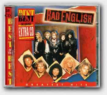 Bad English - Greatest Hits (2 CD) - 1995 flac
