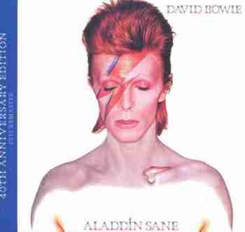 David Bowie  Aladdin Sane 1973 - 40th Anniversary Edition