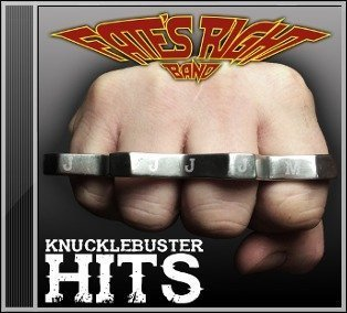 Fates Right Band - KnukleBuster Hits 2015 EP
