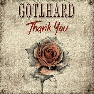 Gotthard - Thank You 2015 SINGLE