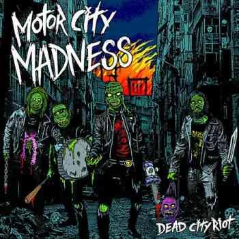 Motor City Madness - Dead City Riot 2015
