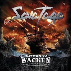 Savatage - Return to Wacken 2015