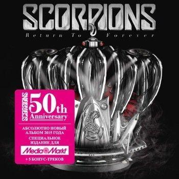 Scorpions  Return To Forever (Media Markt Deluxe Edition)c