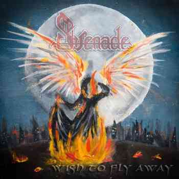 Sirenade - Wish To Fly Away (2015)