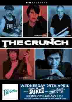 The Crunch - Brand New Brand 2015