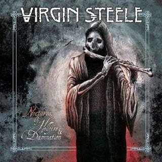 Virgin Steele - Nocturnes of Hell Fire & Damnation 2015
