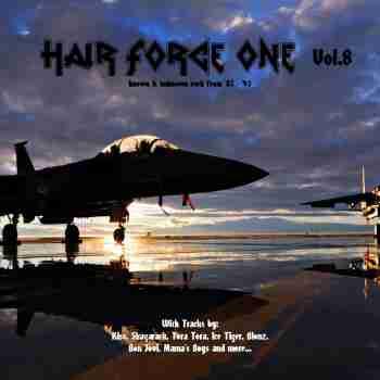 Hair Force One Vol. 6-8