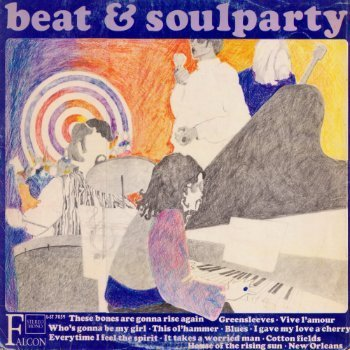 The Tonics - Beat & Soulparty (1968)