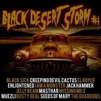 Various Artists - Black Desert Storm