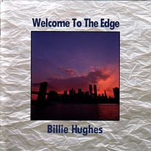 Billie Hughes - Welcome To The Edge1991jpg