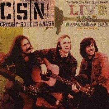 Crosby, Stills & Nash - Santa Cruz (1989)