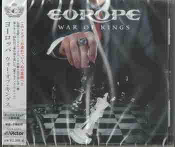 Europe - War Of Kings (Japan-VICP-65293)