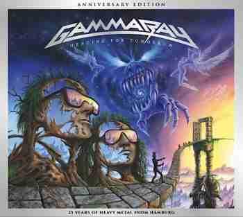 Gamma Ray - Heading For Tomorrow 1990 (2015)