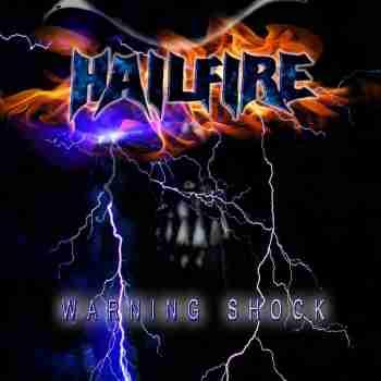 Hailfire - Warning Shock (2015)