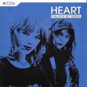 Heart   The Box Set Series 4CD