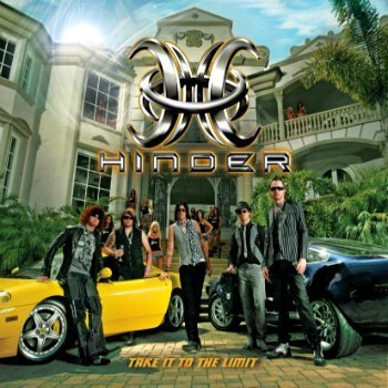 Hinder - Take It To The Limit (Deluxe Edition) (2008)