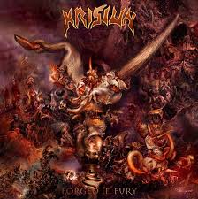 KRISIUN - Forged In Fury 2015