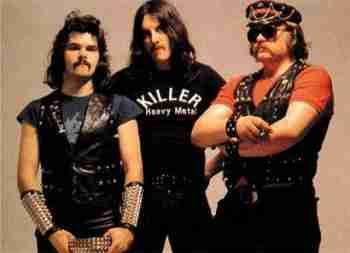 Killer (Belgium)- full discography