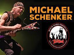 Michael Schenker - Rock Hard Festival 2015