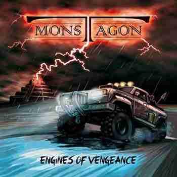 Monstagon - Engines of Vengeance 2015