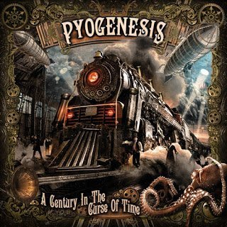 PYOGENESIS - A Century In The Curse Of Time 2015