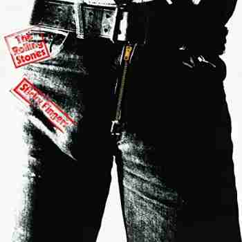 The Rolling Stones - Sticky Fingers 1971