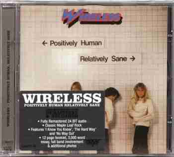 Wireless - Positively Human Relativly Sane 1978