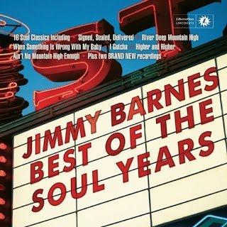 Jimmy Barnes - Jimmy Barnes Best of the Soul Years 2015