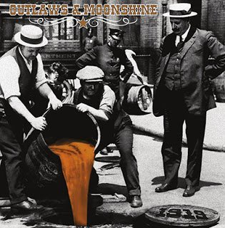 Outlaws & Moonshine - 1919 (2015) EP