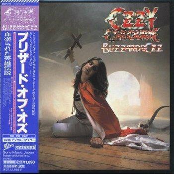 Ozzy Osbourne - Blizzard Of Ozz (1980) (Remastered Japanese Edition)