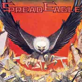 Spread Eagle - Spread Eagle (1990)1