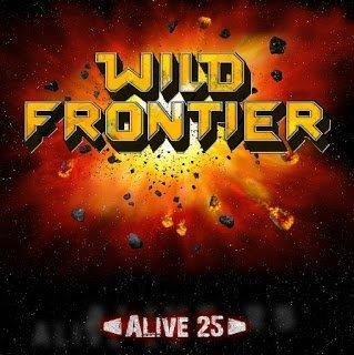 Wild Frontier - Alive 25 (2015)