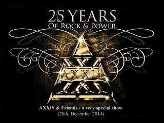 AXXIS - 25 Years of Rock and Power 2015