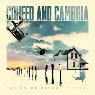 Coheed and Cambria - The Color Before The Sun 2015jpg