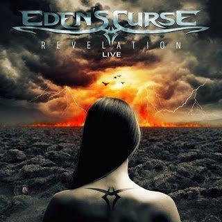 Eden's Curse - Revelation LIVE 2015