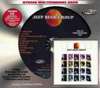 Jeff Beck Group - Jeff Beck Group (1972) - 2015, FLAC