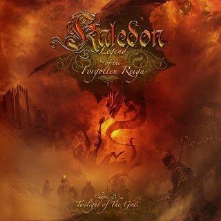 Kaledon - Legend Of The Forgotten Reign - Chapter 4