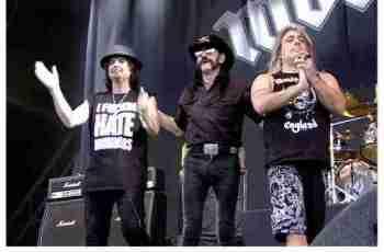 Motörhead - Glastonbury 2015