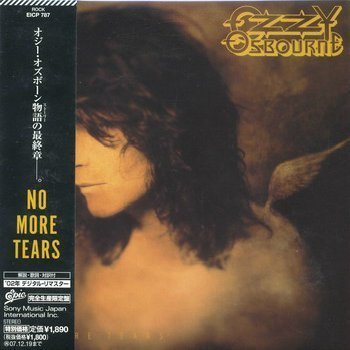 Ozzy Osbourne - No More Tears (1991) (Remastered Japanese Edition)