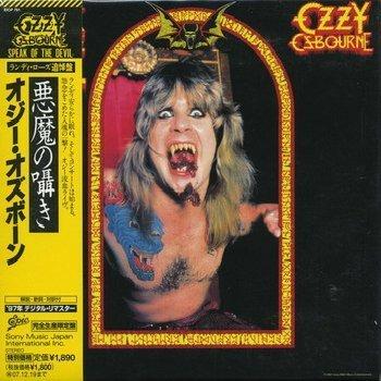 Ozzy Osbourne - Speak Of The Devil (Live) (Remastered Japanese Edition) (1982)
