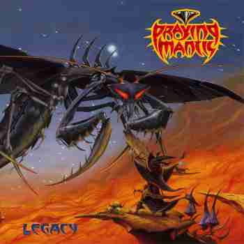 Praying Mantis – Legacy 2015