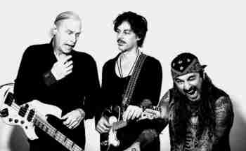 The Winery Dogs - Sonisphere 2014