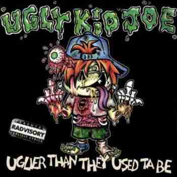 Ugly Kid Joe - Uglier Than They Used Ta Be 2015