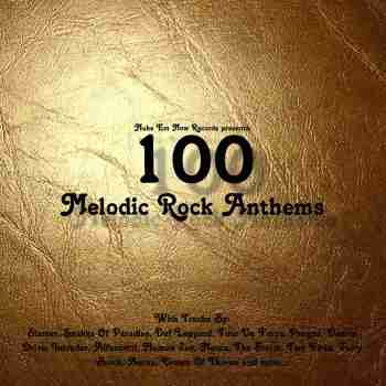 Various Artists - 100 Melodic Rock Anthems